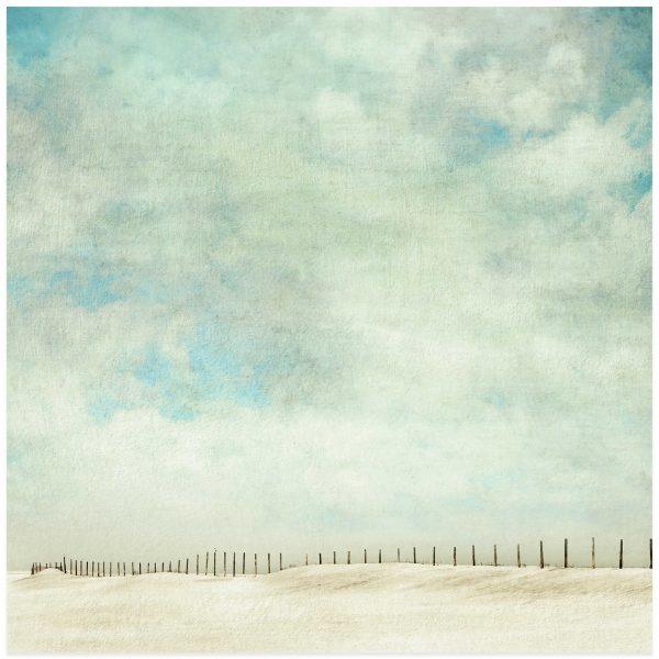 Cielo y arena